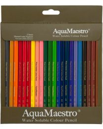 KCK Aqua Maestro Colour Pencil - 24 Colours