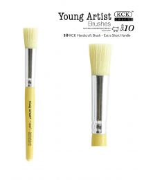 KCK Young Artist Stencil Brush - Size 10