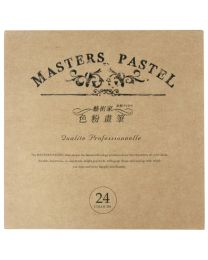 Marie's Master Pastel - 24 Colours