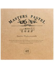 Marie's Master Pastel - 48 Colours