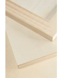 KCK Beech Wood Panel - 3/4 Inch Cradled