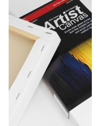 KCK Artist Canvas 100% Cotton - Deep Edge 1.5 Inch