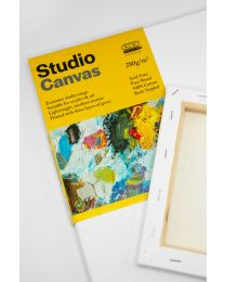 KCK Studio Canvas 100% Cotton - Classic 3/4 Inch