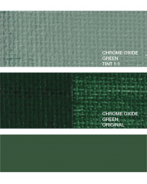 KCK Signature Series Acrylic Paint - Chrome Oxide Green