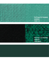 KCK Signature Series Acrylic Paint - Phthalocyanine Green