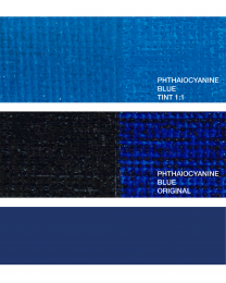 KCK Signature Series Acrylic Paint - Phthalocyanine Blue