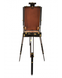 KCK French Easel Box Brown - Beech