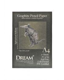 DREAM© Graphite Pencil Paper - 160 g/m2