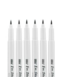 Marvy Uchida Grey Tone Brush - Set of 6