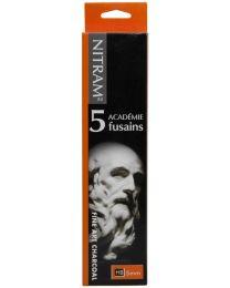 Fine Art Charcoal Nitram - Académie Fusains HB