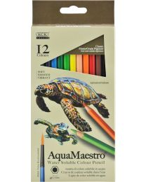 KCK Aqua Maestro Colour Pencil - 12 Colours