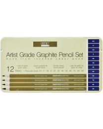 KCK Artist Grade Graphite Pencil - Set