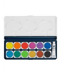 KUM® Watercolour Paintbox - Set of 12+1