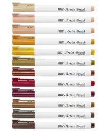Marvy Uchida Artist Brush - Autumn