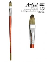 KCK Mongoose Brush - Size 12