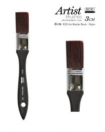 KCK Art Mottler Nylon Brush - 3 cm