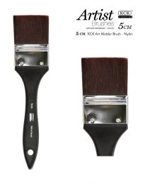 KCK Art Mottler Nylon Brush - 5 cm
