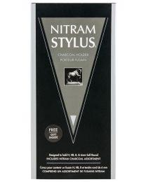 Fine Art Charcoal - Nitram Stylus