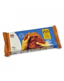 SIO-2 Natural Self-Hardening Clay - Terracotta PLUS 500g