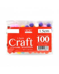 KCK Craft Essentials - Pom-Pom 100