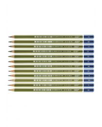 KCK Artist Grade Graphite Pencil - Single Grade Box