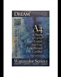 DREAM© Watercolour Paper - Series 1