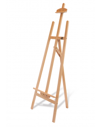 KCK French Rear Support Easel - Beech Wood