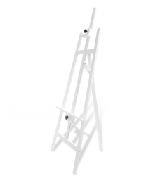 KCK French Rear Support Easel - White